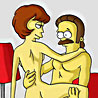 Marge Simpson cheat Homer