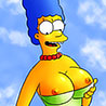 Lustful Simpsons fucking at Cristmas